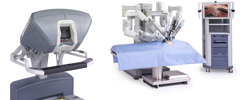 Intuitive Surgical components for robotic surgery